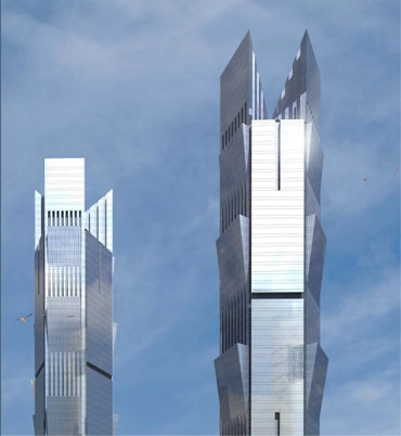 Twin Palm Tower